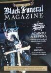 Black Funeral Magazine - Edição Especial (Black Funeral - King Diamond/Mercyful Fate Fan Club)
