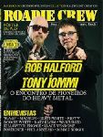 Roadie Crew - N° 234 (Capa Rob Halford & Tony Iommi/Poster Duplo = Cradle Of Filth & Amon Amarth - Julho 2018)