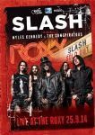 Slash - Live At The Roxy 9.25.14 (Feat. Myles Kennedy And The Conspirators) (Nac DVD)